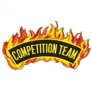 Competition Team Martial Arts Patch