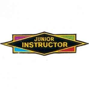 Junior Instructor Martial Arts Patch