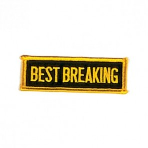 Best Breaking Martial Arts Patch