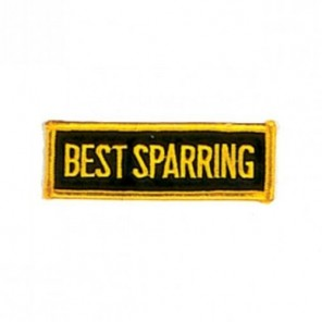 Best Sparring Martial Arts Patch