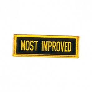 Most Improved Martial Arts Patch
