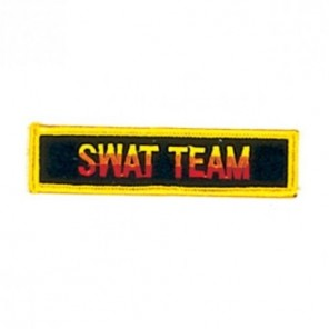 SWAT Team Martial Arts Patch