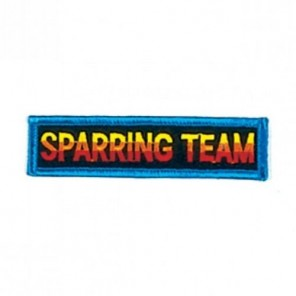 Sparring Team Martial Arts Patch