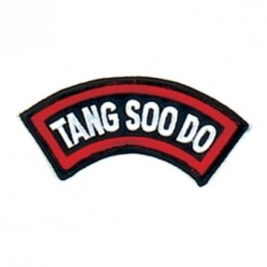 Tang Soo Do Martial Arts Patch