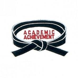 Academic Achievement Martial Arts Patch