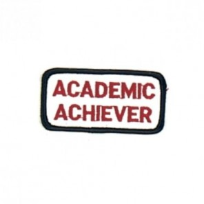 Academic Achiever Martial Arts Patch