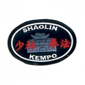 Shaolin Kempo Martial Arts Patch