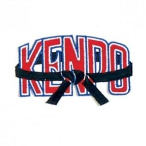 Kenpo Black Belt Martial Arts Patch