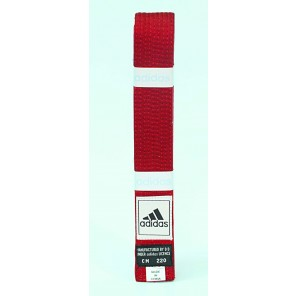 adidas Martial Arts Red Belt