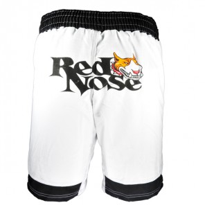 Red Nose Grappling Shorts