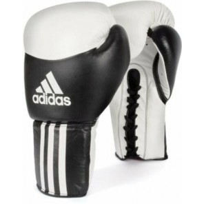 adidas Leather Pro Boxing Gloves