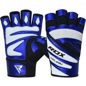 RDX S10 Concept Leather Gym Gloves