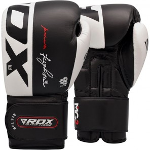 RDX S4 Leather Sparring Boxing Gloves