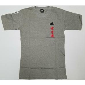 adidas Karate Light Gray Shirt