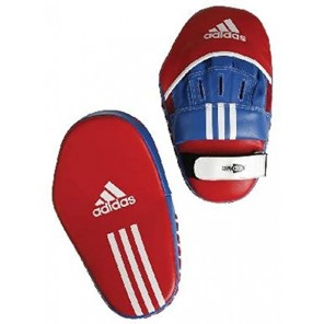 adidas Red Thai Boxing Focus Pads