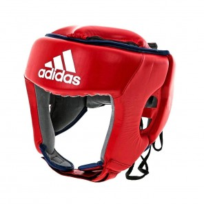 adidas Leather Thai Head Guard