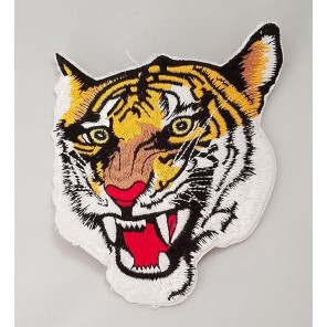 Tiger Martial Arts Patch 2.5""