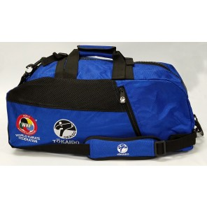 Tokaido Karate WKF Sports Gear Bag, Blue