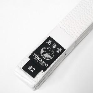 Tokaido Elite White Belt