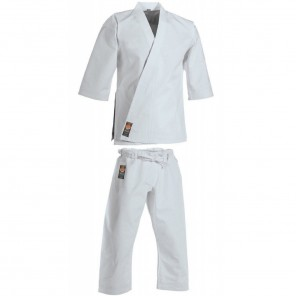 Tokaido Karate ISKF  Kata Master Gi, 14oz Gold Uniform - Japanese Cut