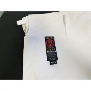 Tokaido Karate Kata Shito-Kai 12oz Uniform - Japanese Cut