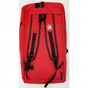 Tokaido Karate WKF Sports Gear Bag, Red