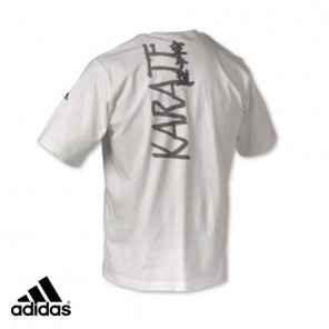 adidas Karate White T-Shirt