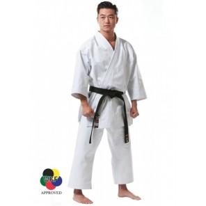 TOKAIDO WKF APPROVED HEAVYWEIGHT KATA GI - YAKUDO TSA 躍 動