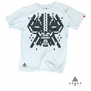 Apaks The Zulu Warrior Training Shirt