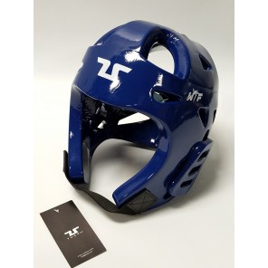 Tusah WTF Approved Blue Head Guard